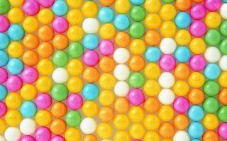 Fond d'écran en bonbon gratuit