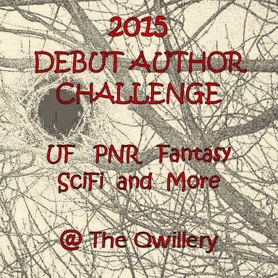 2015 Debut Author Challenge COVER OF THE YEAR Winner!