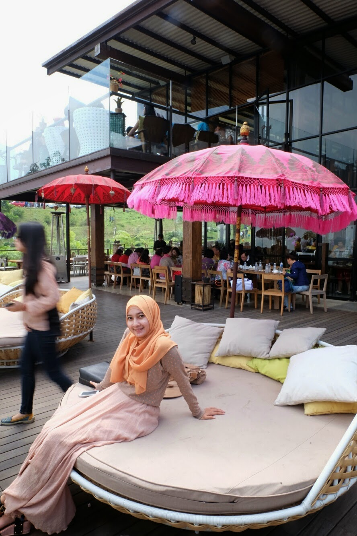 burangrang cafe dusun bambu bandung