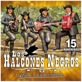 Los Halcones Negros alma enamorada