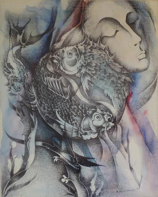 Alfons Oliver Ferrer obra de arte surrealista