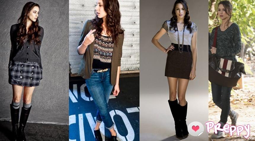From Nada to Prada: Get Her Look: Spencer Hastings