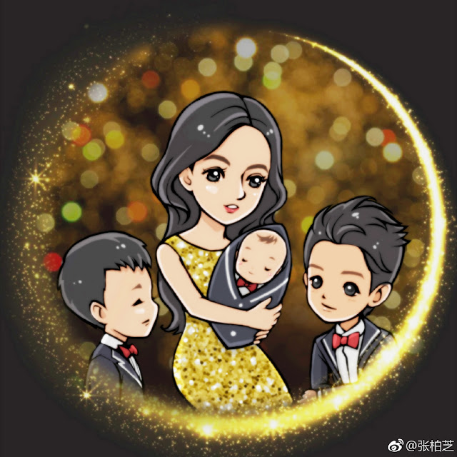 Cecilia Cheung 3rd baby