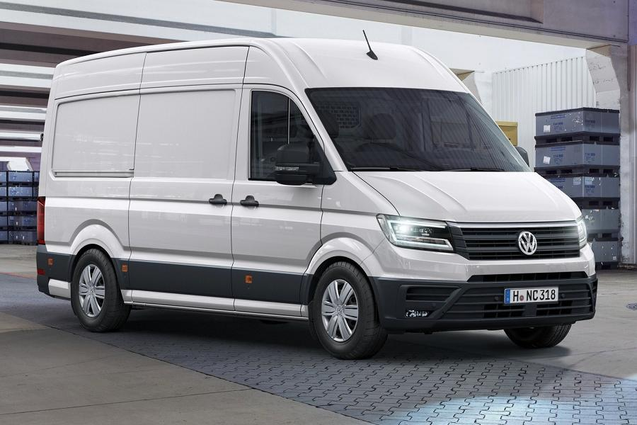 2017 volkswagen crafter revealed autoesque. Black Bedroom Furniture Sets. Home Design Ideas