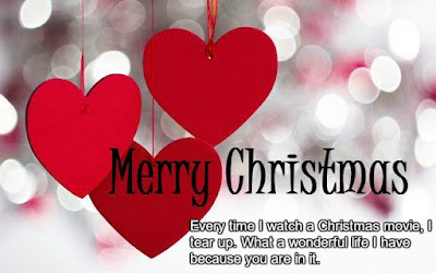 christmas sweet lovely wishes message