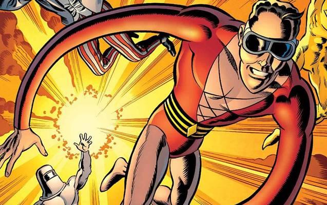 Asal-Usul dan Kekuatan Plastic Man (Patrick Eel O'Brian) dari DC Comics