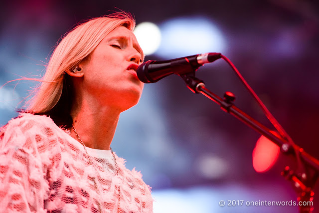 Mother Mother at Riverfest Elora 2017 at Bissell Park on August 18, 2017 Photo by John at One In Ten Words oneintenwords.com toronto indie alternative live music blog concert photography pictures