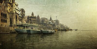 Gangético: perteneciente o relativo al río Ganges.