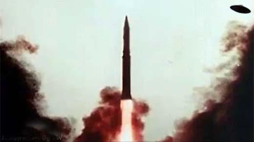 ¿Los OVNIS han estado monitoreando las instalaciones nucleares?