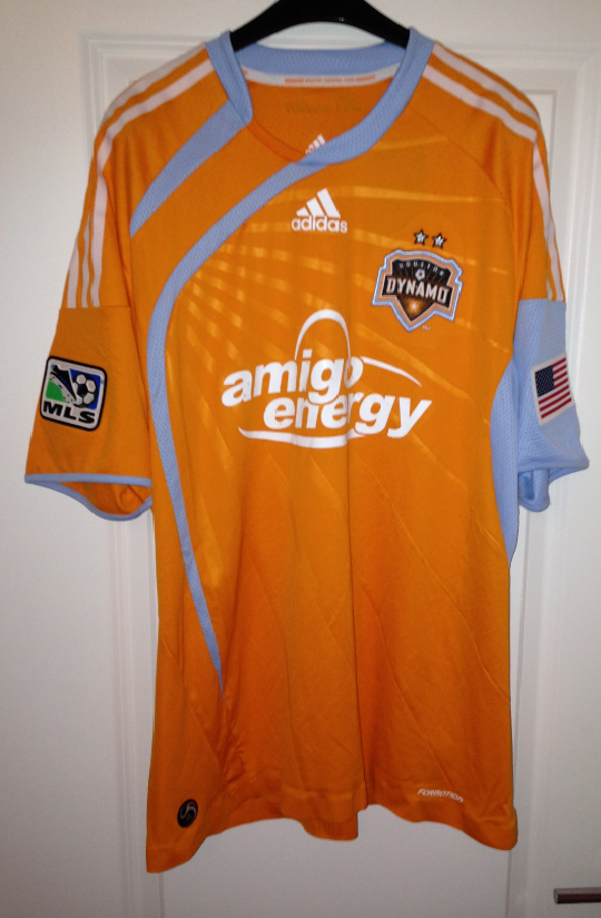 hot sale online fdd90 99432 My collection of football shirts: Houston Dynamo 2010