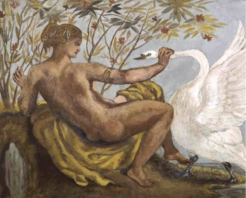 leda and the swan summary