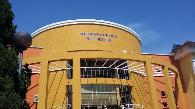 Perpustakaan Awam Port Dickson