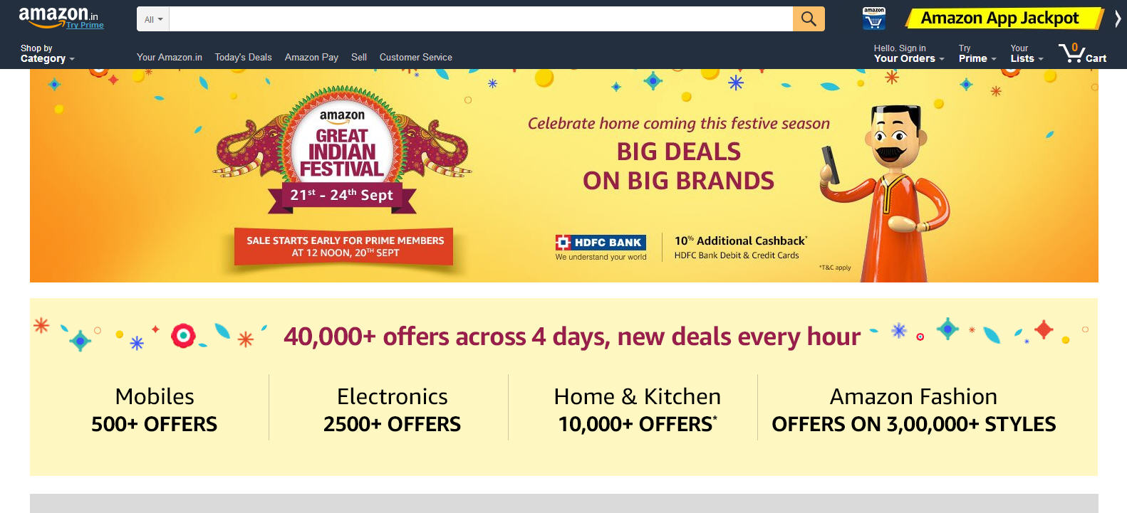 Online shopping india times