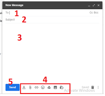 gmail se email kaise send kare