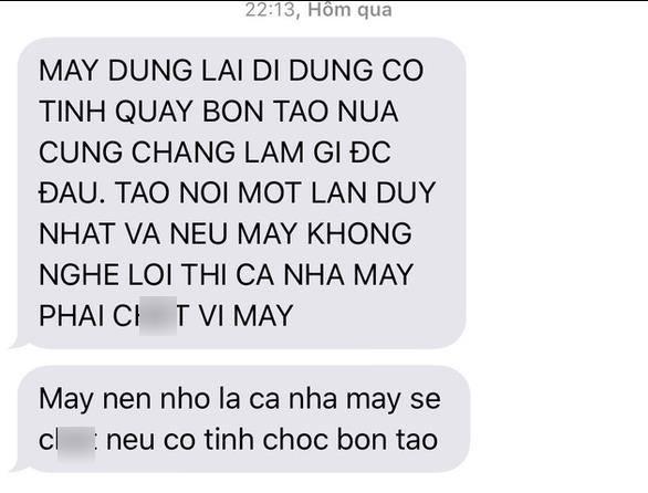 """Vụ """"bảo kê"""" chợ Long Biên: Tâm thư của nhà báo Thu Trang """"Gửi đến những người muốn khử cả nhà tôi"""" ảnh 2"""