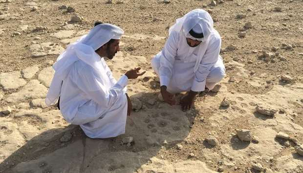 Discovery of new petroglyph site set to rewrite Qatar's ancient past