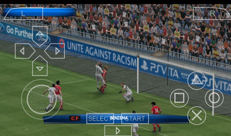 Download PES PSP Android
