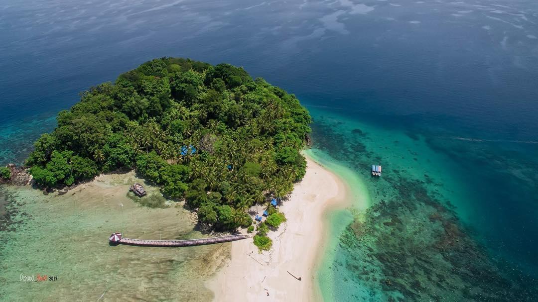 Pulau Matan, Alternatif Wisata di Papua Barat