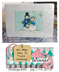 July 2019 A Bit More Time to Craft Winner Challenge #95