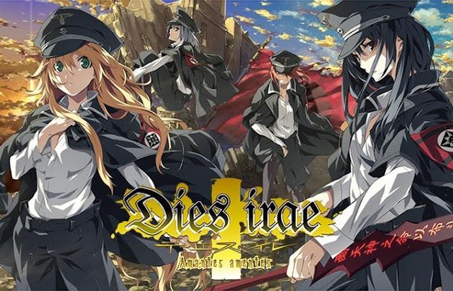 Anime Dies Irae se estrenará en octubre