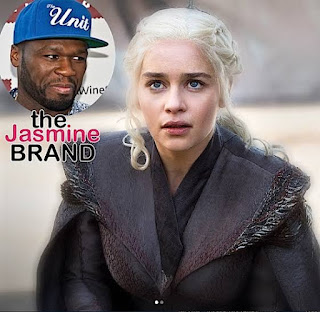 """50 Cent Rate """"Power"""" Over """"Game Of Thrones"""" f*** you and your flying dragons."""