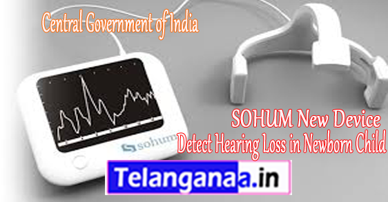 SOHUM New Device to Detect Hearing Loss in Newborn Child