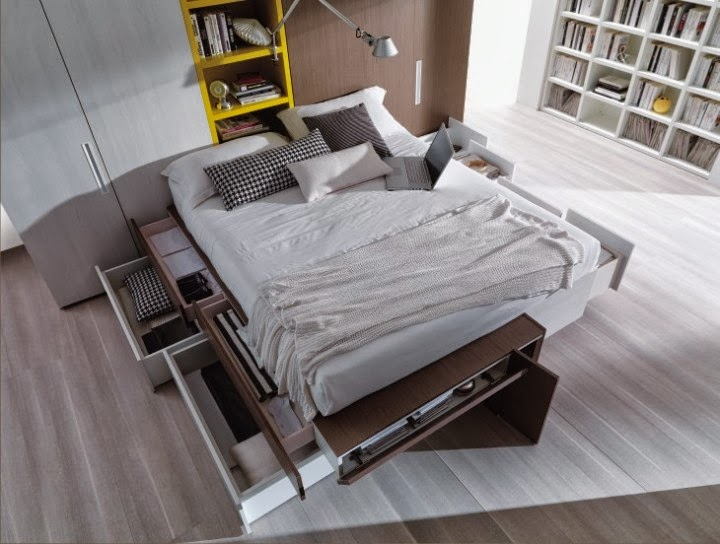Camas matrimoniales para dormitorios ideas para decorar - Disenos dormitorios matrimoniales ...