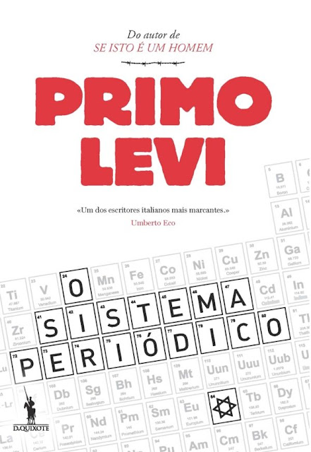 O Sistema Periódico - Primo Levi