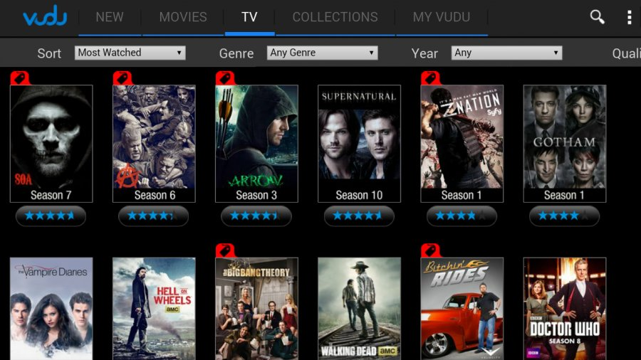 VUDU Movies and TV Apk For Android - Approm.org Best site
