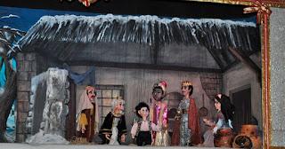 Retablo de Navidad en las Marionetas de Jaime Manzur 1