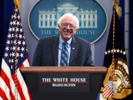 Bernie or Bust — Never Hillary