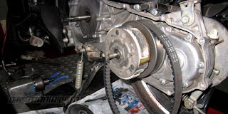 Cara Menggunakan Motor Matik Dengan Benar
