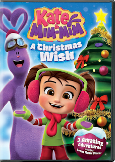 Kate and Mim-Mim, DVD, Christmas