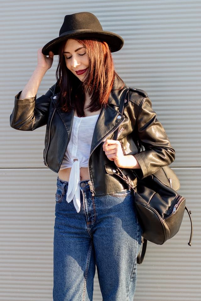 styl grunge jak nosić blog modowy stylizacja