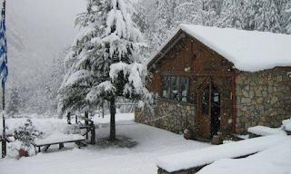 Πλησιάζει το ισχυρό βαρομετρικό - Ιστορική χιονοκακοκαιρία τη Δευτέρα