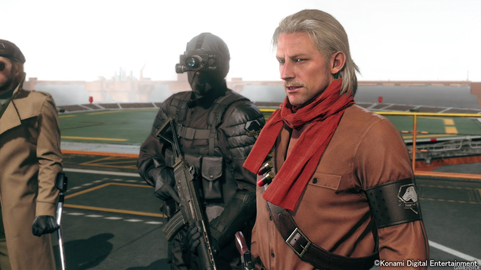 i choose to stand retrospective metal gear solid v the phantom i choose to stand retrospective metal gear solid v the phantom pain 2015