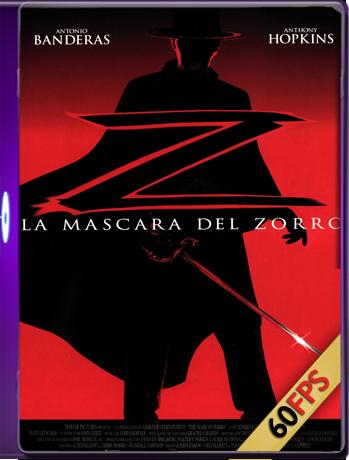 La Máscara Del Zorro (1998) Brrip 1080p (60 FPS) Latino – Inglés Luiyi21HD
