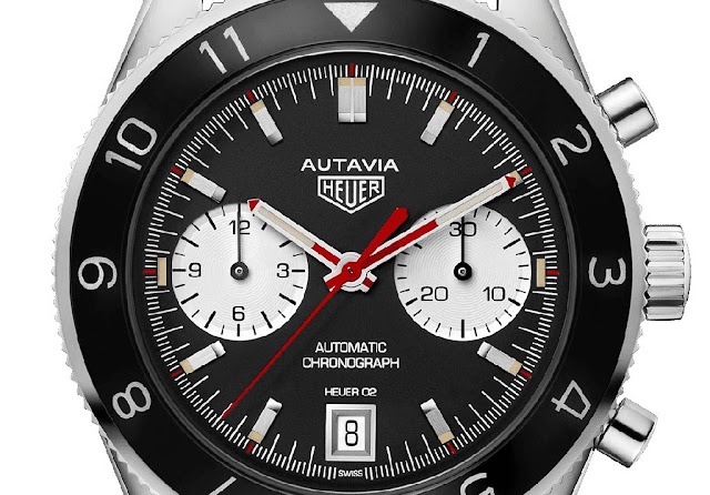 TAG Heuer Autavia 1972 Re-Edition