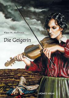 Cover von Klaus W. Hoffmann - Die Geigerin