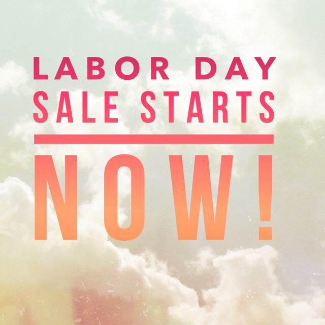 Labor Day Sale: ThinkHer.com