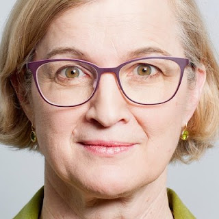Photo taken from Amanda Spielman's Twitter profile @amanda_spielman