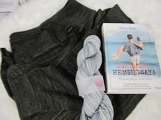 """WDiC (42) Cosy Hubby, Tilda, święta i """"Wszystkie żony Hemingwaya"""""""