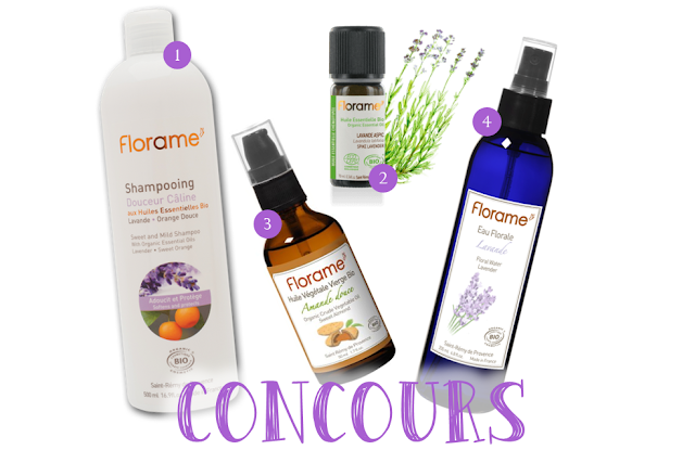 Concours Florame