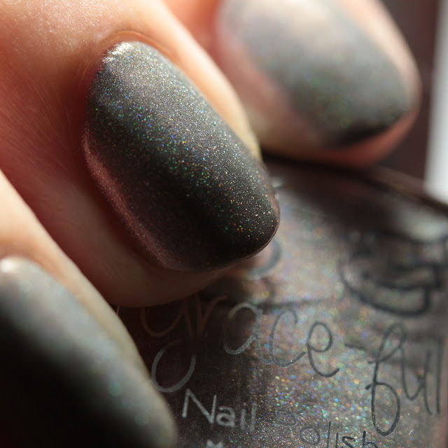 Grace-full Nail Polish Greige Enigma