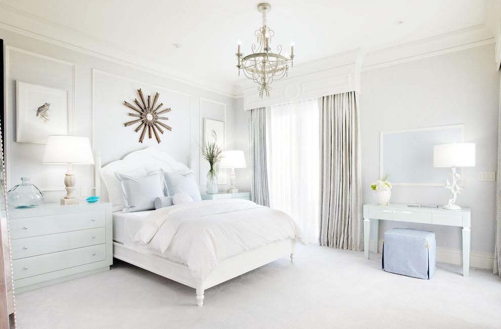 50 Desain Interior R Tidur Minimalis Warna Cat Putih Desainrumahnya