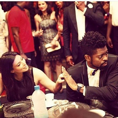 Please Kim Kardashian don't talk to me- Basketmouth.