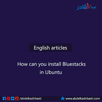 How can you install Bluestacks in Ubuntu