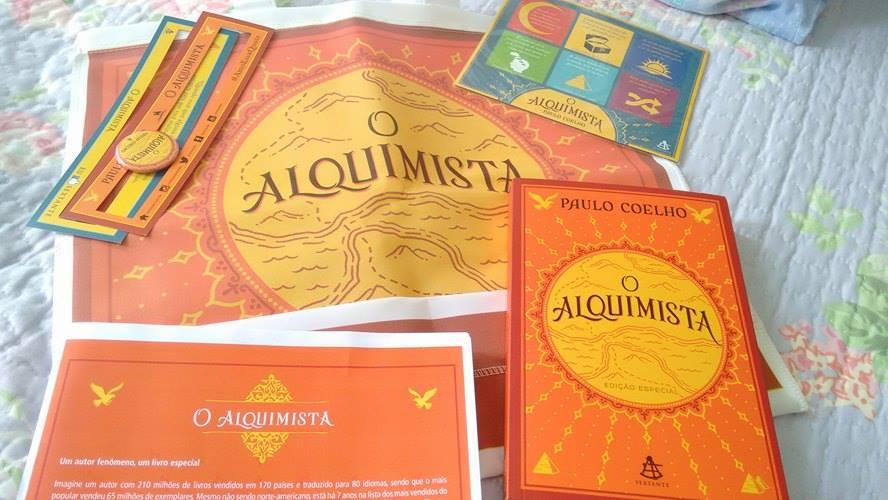 O Alquimista [Resenha literária] - O que tem na nossa estante