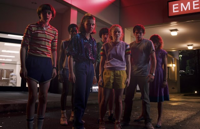 Stranger Things releases new stills and trailer for Season 3