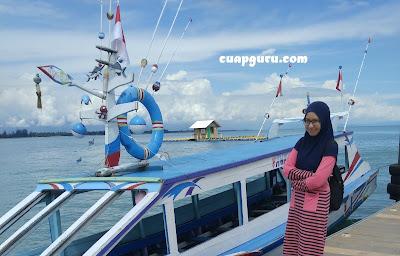 Tempat Wisata yang Indah di Sumatera Barat, Pulau Angso Duo